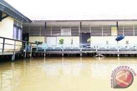 SDN 03 Kedamin Kapuas Hulu Kebanjiran