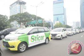 Sticar, start-up penyedia billboard iklan berjalan