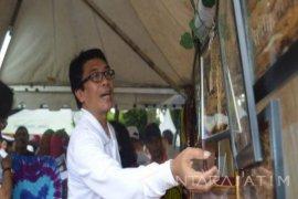 Mensos Hadiri Peringatan Hari Disabilitas di Jember