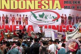 """Kita Indonesia"" serukan kebhinekaan bangsa"