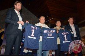 PSG Wujudkan Mimpi Anak Indonesia Bentuk Akademi