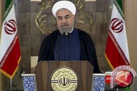 """Presiden Iran : AS akan """"menyesal"""" karena berlakukan lagi sanksi"""