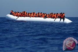 1.300 migran diselamatkan di Mediterania