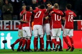 Bayern atasi tuan rumah Sevilla setelah sempat tertinggal