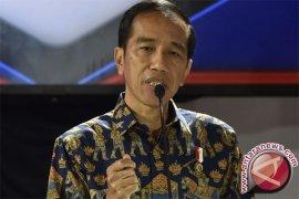 Presiden Jokowi serahkan DIPA 2017