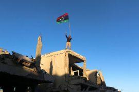 AS resmi akhiri operasi lawan ISIS di Libya