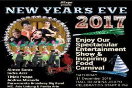 JIExpo kembali gelar perayaan malam tahun baru