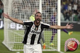 Juventus Gusur Inter Milan Dari Posisi Dua