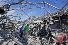 Korban tewas gempa Irak-Iran jadi 210 orang