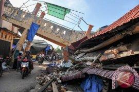 Pemerintah Bantu Pembangunan Kembali Rumah Korban Gempa Rp40 juta