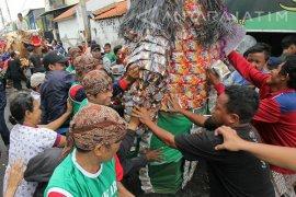 Pawai Maulud Nabi Di Surabaya