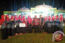 Labusel Raih Juara III Festival Nasyid Tingkat Sumut