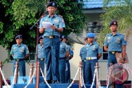Danlanal Bengkulu Pimpin Upacara Hari Nusantara