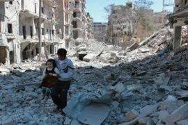 Tragis,  Warga Membakar Hartanya Sebelum Mengungsi