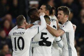 Mourinho: Cedera Ibrahimovic Bisa Jadi Bencana untuk MU