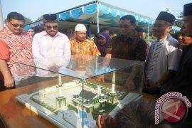 Pemkab Simalungun Bantu Pembangunan Islamic Centre