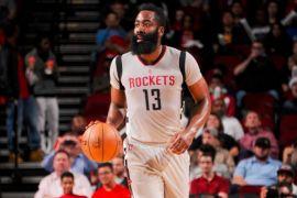 James Harden perpanjang kontrak di Houstan Rockets