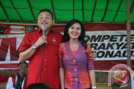 PDIP usung Karolin-Suryadman Gidot maju Pilgub Kalbar