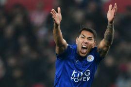 Leonardo Ulloa ingin pindah dari Leicester City