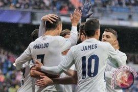 Madrid Hantam Granada Lima Gol Tanpa Balas