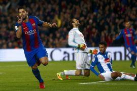 Barcelona bekap Espanyol 4-1 di Derby Catalan