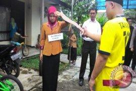 Polres Paser Rekonstruksi Pembunuhan Dilakukan Siswa