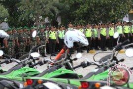 Polisi Bekasi Jaga 16 Titik Kumpul Buruh