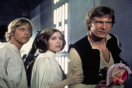 "Fans ""Star Wars"" kenang Carrie Fisher di Comic-Con"