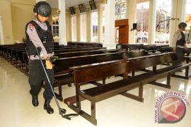 Jatim kerahkan 19 ribu polisi pengamanan Natal dan tahun baru