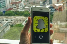 Snapchat siapkan lensa pengenal suara
