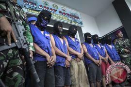 Tim WFQR tangkap kawanan perompak di Selat Malaka