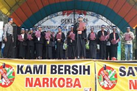Polres: Peredaran Narkoba di Bangkalan Masih Marak