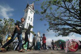 Bukittinggi target 600 ribu kunjungan wisatawan pada 2017