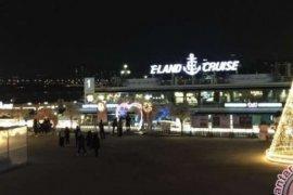 Begini Keindahan Seoul Dikala Malam Dari Atas Kapal Pesiar