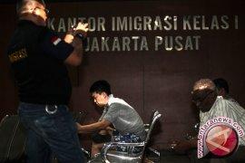 76 warga Tiongkok terjaring operasi Ditjen Imigrasi