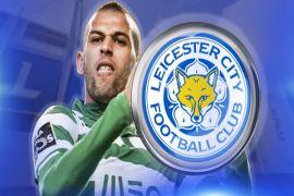 Leicester taklukkan Wolves meski Vardy diganjar kartu merah