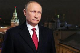Putin, Nazarbayev bicarakan Suriah melalui telepon