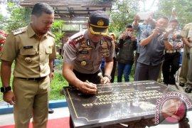 Pos Pengamanan Terpadu Kota Bogor Resmi Beroperasi