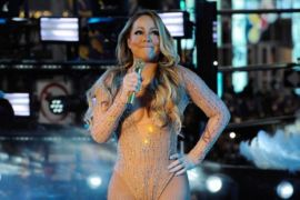 Mariah Carey dirayu kenakan batik