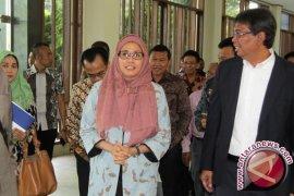 Menteri Sri Mulyani Di Aceh