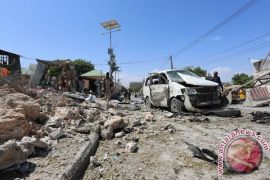 85 orang tewas akibat ledakan di Mogadishu