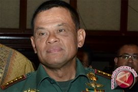 Panglima: TNI tak Pernah Lupakan Para Pejuang Kemerdekaan