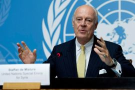 Babak baru perundingan Suriah akan dimulai 28 November