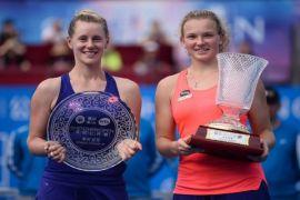 Siniakova raih gelar perdana di Shenzhen Terbuka