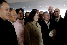 Presiden Taiwan singgah di Honolulu meski China keberatan