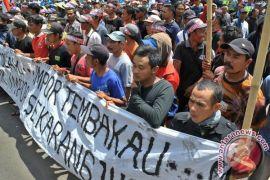 Ribuan petani tembakau Temanggung direncanakan datangi kantor gubernur