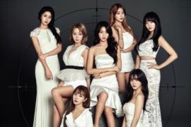 AOA gelar konser individual pertama di Korea
