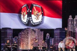 Debat pertama pilwalkot Bandung pada 25 Maret
