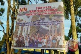 Panitia HPN Sorong Apresiasi Dukungan Pemkab Raja Ampat
