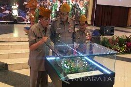 LVRI Bangun Surabaya Veterans Memorial Park (Video)